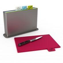 Joseph Joseph Index™ Advance | Non-slip chopping board set