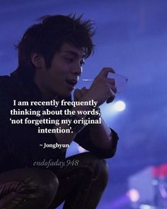 K Quotes, True Quotes, Best Quotes, Happy Alone, Shinee Jonghyun, Kpop, One In A Million, Pretty Boys, Lyrics