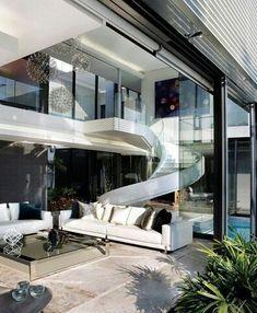 Staircase -exterior-