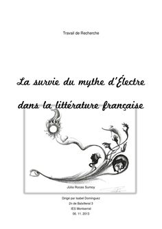 La Survie du mythe d