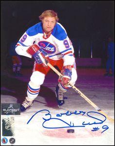 Bobby Hull Winnipeg Jets 8x10 Vintage photo.  Available at  http://www.slapshotsignatures.com