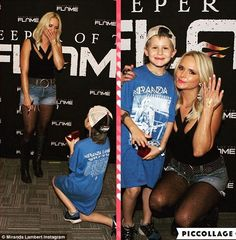 'I said YES!' A six-year-old fan proposed to Miranda Lambert at her New Jersey…