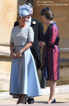 2018 Prince Harry duke of Sussex and Meghan Markle Princess Anne Wedding, Royal Wedding Prince Harry, Harry And Meghan Wedding, Prince Harry And Megan, Prince Henry, Princess Elizabeth, Elizabeth Ii, Meghan Markle, Wedding Guest Outfit Inspiration