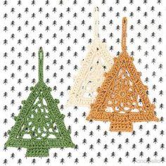 Výsledek obrázku pro christmas crochet