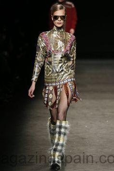 080 Barcelona Fashion: Custo