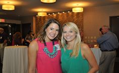 SDBA & TLC Cocktail Hour at the Andaz Hotel - Check out the photo gallery! by Kim Topley #south #southern #scenes #SouthMag