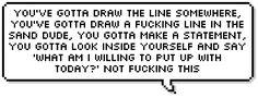 (Quote by Egoraptor,Game Grumps)