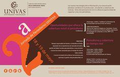 Afiches de cursos de periodismo digital y certificados de COBERTURA DIGITAL