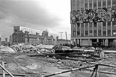 Berlin | Haus des Lehrers + Karl-Marx-Allee | 1968