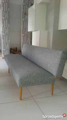 Mała sofa, vintage, retro, PRL, kanapa, wersalka Poznań