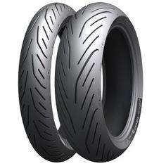 TL per Moto Gomme Michelin Power gp 190 50 ZR17 73W
