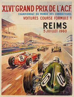 XLVIe Grand Prix de l'A.C.F. J. DES GACHONS  (1960)