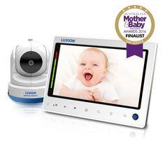 Luvion Prestige Touch 2 Premium Digital Video Baby Monitor