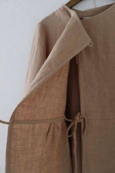Dress Neck Designs, Sleeve Designs, Blouse Designs, Muslim Fashion, Hijab Fashion, Fashion Dresses, Linen Dresses, Cotton Dresses, Minimal Dress