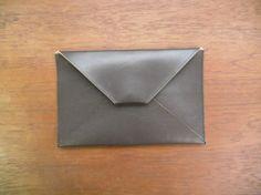 Cow Leather Clutch BagBrand : Hand Made by AvonleaSize : W30×H19Color : D...|ハンドメイド、手作り、手仕事品の通販・販売・購入ならCreema。