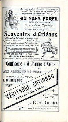 Et enfin...la confiserie Jeanne d'Arc #NEnJetezPlus