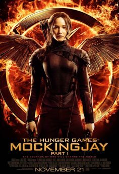 """Gear Up for """"The Hunger Games: Mockingjay – Part 1"""" with a Look at All the Film's Posters  #InStyle"""