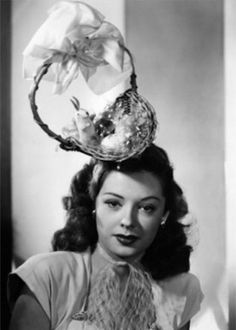 Victorian Easter Bonnets | Vintage Easter Bonnet Happy easter! – a brief history of the easter ...