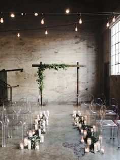 luce loft wedding