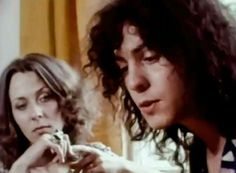 🎸💕🌟Marc with June Electric Warrior, Poetry Photos, Marc Bolan, Bond Street, T Rex, A Good Man, Music, Bowie, Rocks