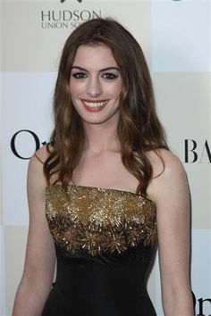 Anne Hathaway #sweetestthingonearth