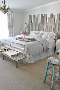 I want to make this headboard.