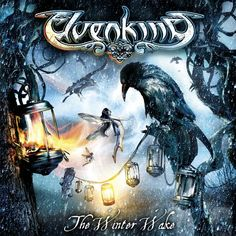 The Winter Wake, an Album by Elvenking. Released January 27, 2006 on Candlelight (catalog no. AFM 111-2; CD). Genres: Power Metal, Folk Metal.  Featured peformers: Damnagoras (vocals, choir, producer, recording engineer, mixing assistant), Aydan (guitar, backing vocals, choir, producer, recording engineer, mixing assistant), Gorlan (bass), Elyghen (violin, viola, keyboards, choir, string arrangements), Zender (drums), Nils Wasko (executive producer), S. Eichner (executive producer), Mauro…
