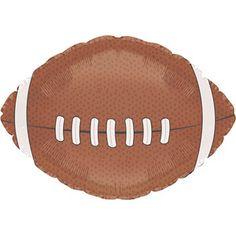 Mylar Sports Football Balloon