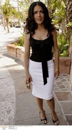 salma hayek casual wear - Google Search