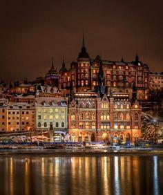 """Stockholm, Sweden   via trust me, i am a """"traveler"""""""
