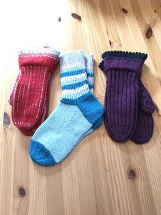 Hadelandsvotter og sokker