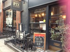 Pix Pintos Cool, different, tapas and wine bar, pick each tapas yourself and build your own plate, as cheap or expensive as you want Bateman Street, Soho, London W1