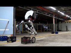 Aprende y comparte: Nuevo Robot de Boston Dynamics