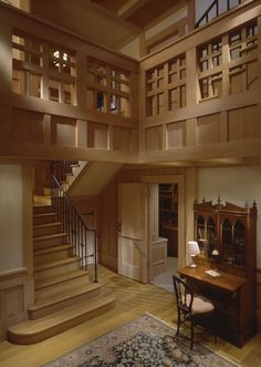 California craftsman, Piedmont, California : Michael Bruk. Via John Malick & Associates