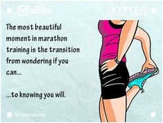 Running Matters #163: The most beautiful moment in marathon training is the transition from wondering if you can to knowing you will.