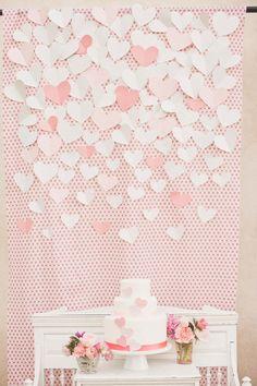 engagement, baby shower, or wedding DIY backdrop! Valentine Decorations, Wedding Decorations, Our Wedding, Dream Wedding, Lace Wedding, Daddy Daughter Dance, Diy Backdrop, Fabric Backdrop, Festa Party
