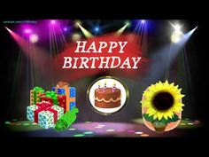 22 December 2020 Birthday Status, Best Birthday WhatsApp Status - YouTube Happy Birthday Greeting Card, Happy Birthday Wishes, Greeting Cards, Birthday Cakes, December, Neon Signs, Youtube, Birthday Cake, Happy Birthday Greetings