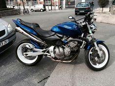My Honda 600 Hornet