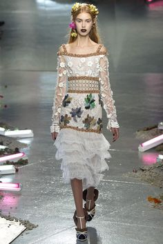 Rodarte Fall 2016 Ready-to-Wear Fashion Show