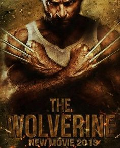 the Wolverine summer 2013- Saw this one at the Drive-in..Hubby loved it.