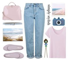 """Untitled #1578"" by tinkertot ❤ liked on Polyvore featuring Topshop, Uniqlo, Radley, Giordano Frangipani and Massimo Matteo"
