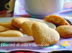 Biscotti+di+soia+e+mandorle