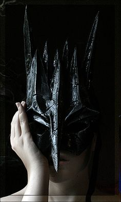 Dark one  (Mask by Linda Bergkvist)