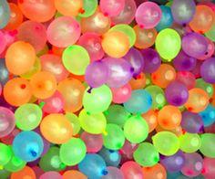arcoiris de globos