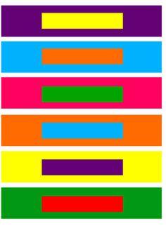 Combinar colores con el CIRCULO CROMATICO