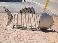 Image result for unusual bike racks