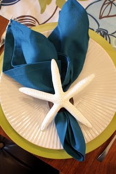 Sweet Something Designs: Monaco Breeze Tablescape