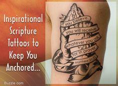 Scripture Tattoos