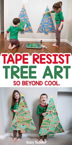 Preschool Christmas, Toddler Christmas, Christmas Crafts For Kids, Christmas Projects, Christmas Themes, Holiday Crafts, Holiday Fun, Christmas Activities, Craft Activities