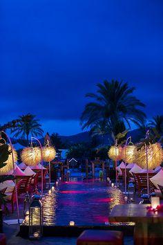 atzaro-la-veranda-night Ibiza Baleares  Spain